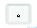 Besco Assos Glam złota umywalka wolnostojąca 41x52x85cm #UMD-A-WOZ
