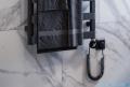 Excellent grzałka elektryczna czarny mat GREX.600W.BL