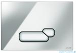 Cersanit Actis przycisk spłukujący 2-funkcyjny chrom S97-015
