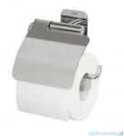 Tiger Colar Uchwyt na papier toaletowy z klapką chrom 13141.3.03.46
