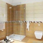 Sea Horse Fresh Line kabina natryskowa narożna, kwadratowa, 90x90 cm, ze ściankami bocznymi,   BK246T