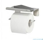Tiger Colar Uchwyt na papier toaletowy z półką chrom 13142.3.03.46