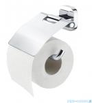 Tiger Ramos Uchwyt na papier toaletowy z klapką chrom 13066.3.03.46