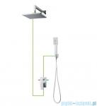 Omnires Fresh podtynkowy zestaw prysznicowy chrom SYSFR10CR