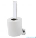 Tiger Lucca Uchwyt na zapas papieru toaletowego chrom 13029.3.03.46