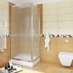 Sea Horse Sigma kabina natryskowa narożna kwadratowa, 90x90, szkło: chinchilla,   BK002/3/Q