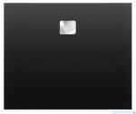 Riho Basel 406 brodzik prostokątny czarny połysk 120x80x4,5cm DC1616
