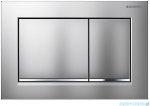 Geberit Omega30 Przycisk uruchamiający przedni/górny chrom matowy/chrom błyszczący/chrom matowy 115.080.KN.1