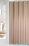 Sealskin Madeira mocca zasłona prysznicowa tekstylna 180x200cm 238501365