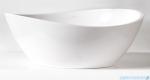 Sanitti Tre umywalka nablatowa 47x37 cm biały mat TRE-47-BM