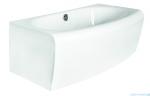 Besco Telimena 160x75cm wanna prostokątna + obudowa + syfon