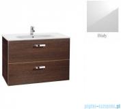 Roca Victoria Basic Zestaw łazienkowy Unik szafka z umywalką 100cm biały połysk A855851806