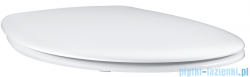 Grohe Bau Ceramic deska sedesowa wolnoopadająca biała 39493000