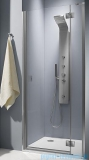 Radaway Essenza DWJ Drzwi wnękowe 80 prawe szkło grafitowe 32712-01-05NR