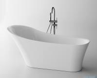 The North Bath Ciri wanna wolnostojąca 170x80cm + syfon Klik-klak 6502-1701