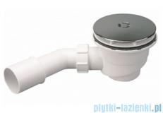 McAlpine Syfon brodzikowy 90'' pokrywa kolorze białym HC27-CP-PB