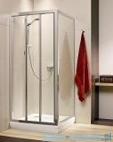 Radaway Treviso Ścianka boczna S 80 szkło brązowe 32413-01-08N