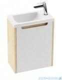 Ravak Classic SD 400 drzwi szafki prawe białe X000000421