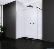 Radaway Modo New Black II kabina Walk-in 55x200 szkło przejrzyste 389055-54-01