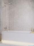 Radaway Idea Pnj parawan nawannowy 80cm L/P szkło przejrzyste 10001080-01-01