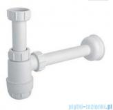 McAlpine Syfon umywalkowy niski biały HC2