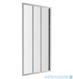 Omnires Bronx drzwi przysznicowe 80x185cm szkło przejrzyste S-20A380