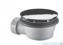 Catalano Syfon brodzikowy niski Q90 chrom AD41051