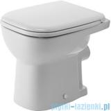 Duravit D-Code miska toaletowa stojąca do niezależnego dopływu wody z półką 350x480 mm 210909 00 002