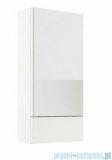 Koło Nova Pro Szafka wisząca z lustrem 41,8x85x17,6 cm biały połysk 88429