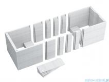 Nośnik styropianowy uniwersalny Schedpol do wanien prostokątnych 120 do 170 x 70cm  1.028