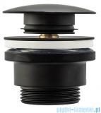 Rea korek umywalkowy klik-klak uniwersalny czarny REA-A5216