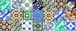 Ceramika Color Woodgrey Majolika dekor ścienny 25x60