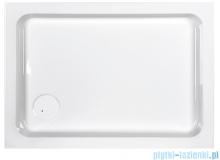 Sanplast Free Line brodzik prostokątny B/FREE 80x110x9 cm + stelaż 615-040-0180-01-000