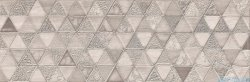 Ceramika Color Salomea Geo dekor ścienny 25x75