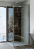Sea Horse Fresh Line narożna z powłoką kwadratowa drzwi pojedyncze 90x90cm lewa BK259TL+