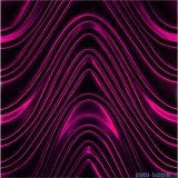 Dunin 3D Mazu płytka szklana 60x60 violet wave