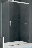 Novellini Kali PH+FH kabina prostokątna 170x75 KALIPH166-1B/KALIFH73-1B