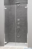 Radaway Arta Dwd drzwi wnękowe 40cm część lewa szkło przejrzyste 386030-03-01L