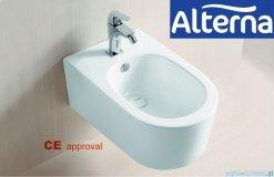 Alterna Vivo Bidet wiszący Biały 555x355x240mm ALTN-124479