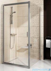 Ravak Blix BLDP2 drzwi prysznicowe 100cm białe grape Anticalc 0PVA0100ZG
