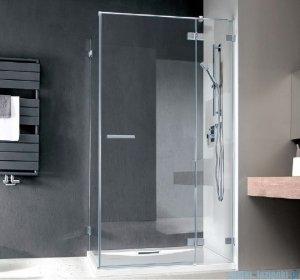 Radaway Euphoria KDJ Drzwi prysznicowe 90 prawe szkło przejrzyste 383612-01R/383241-01R