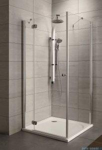 Radaway Torrenta Kdd Kabina prysznicowa 80x90 szkło przejrzyste 32777-01-01NR