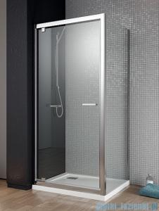 Radaway Twist DW+S Kabina prysznicowa 90x100 szkło brązowe 382002-08/382013-08