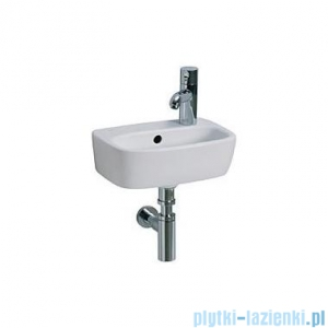 Koło Style Umywalka 36cm z otworem po prawej stronie L22136000