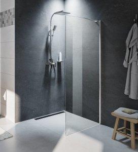 Riho Novik Z400 kabina prysznicowa Walk In 90x200cm przejrzyste GZ4090000