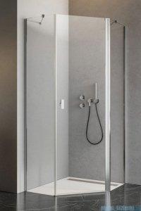 Radaway Nes Ptj kabina 80x80cm prawa szkło przejrzyste 10052000-01-01R/10052500-01-01