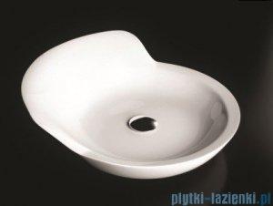 Marmorin umywalka nablatowa Jena bez otworu biała P540047020010