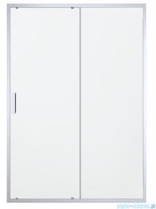 Oltens Fulla drzwi prysznicowe przesuwne 110cm szkło przejrzyste 21201100