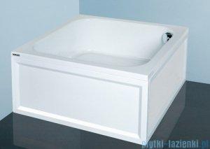 Sanplast Obudowa do brodzika OBa/CL Classic 80x28cm 625-010-0120-01-000