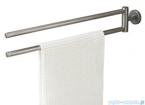 Tiger Boston Wieszak ręcznikowy dwuramienny stal nierdzewna 3087.09